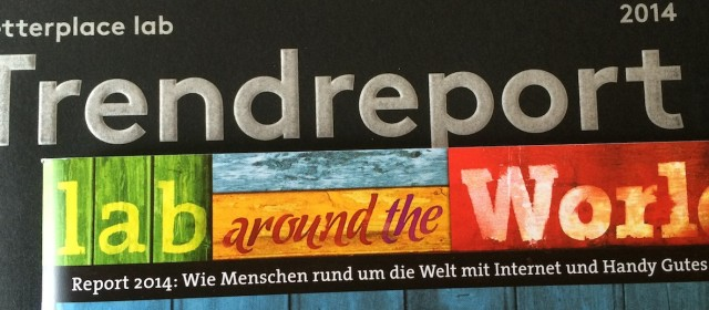 betterplace Trendreport 2014 ist da